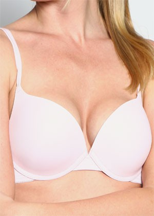 BASIC Push-up Bra (Powder Pink)