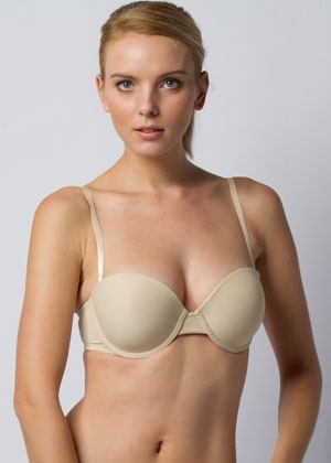 Convertible Push Up Bra