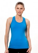 Tango Sports Top Blue Front
